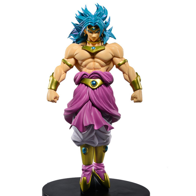 Anime Dragon Ball Z Figure DXF Super Saiyan Broly