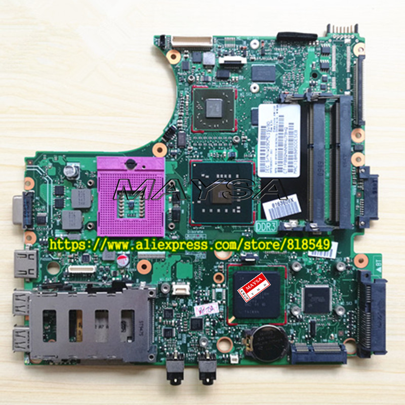 583077-001 system board fit for hp probook 4510S 4710S 4411S Laptop motherboard PM45 DDR3 , with discrete graphics 583077 001 for hp probook 4510s 4710s 4411s laptop motherboard pm45 ddr3 ati graphics 100