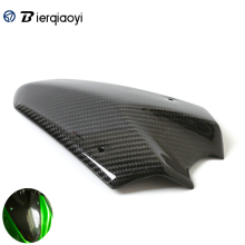 For Kawasaki Z1000 Motorcycle Z 1000 Accessories 2014 2015 2016 Headlight Fairing Cover Carbon Fiber Parts