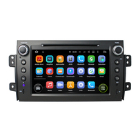 Fit For Suzuki SX4 2006 2012 Android 5 1 1 HD 1024 600 Car Dvd Player