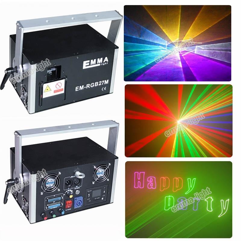4W RGB laser / indoor outdoor christmas laser lights/ dj ...