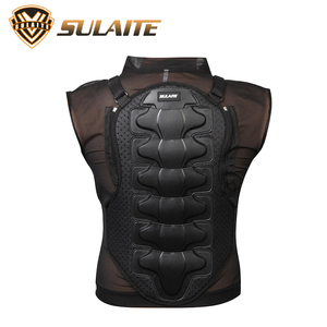 Image 2 - Moto Armor Motorcycle Jacket Body Protection Skiing Body Armor Spine Chest Back Protector Protective Gear for lady and man