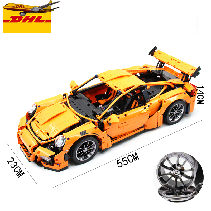 2704 Pcs Building Blocks Assemblage Kids Toys 911 GT3 Racing Car Model 20001 Technic Series Boys Gifts Educational Toys 8 in 1 military ship building blocks toys for boys