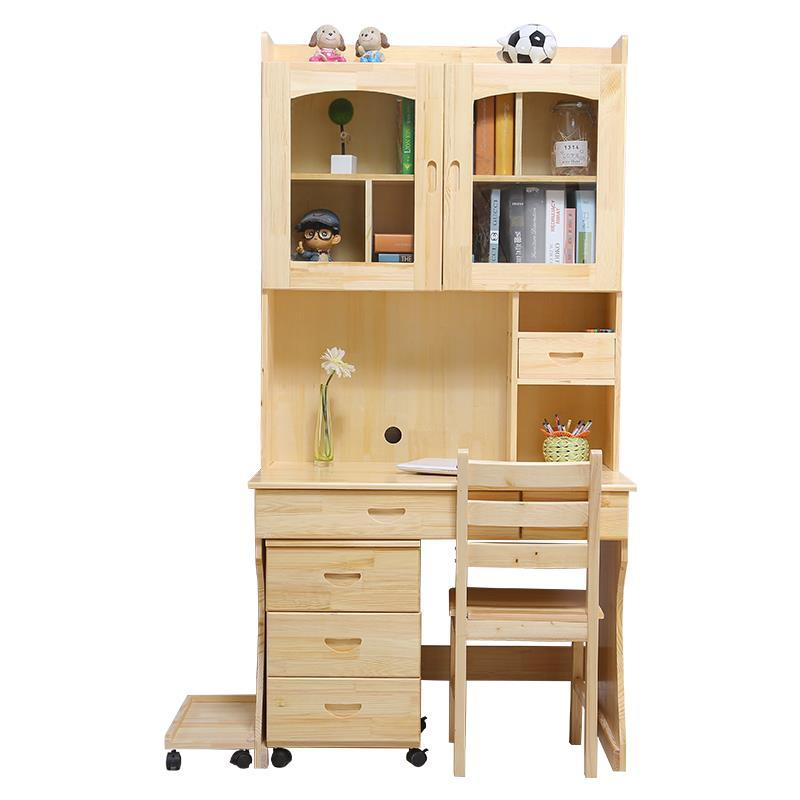Pliante Lap Tisch Small Bureau Meuble Escritorio Standing Shabby Chic Wood Desk Tablo Mesa Laptop Stand Table With Bookcase In Desks From Furniture