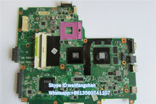 Free shipping Laptop non- integrated motherboard N61VG main board rev: 1.1 For N61VG
