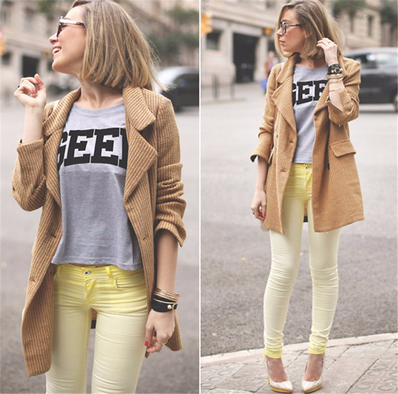 HTB1p5.dKXXXXXcDXXXXq6xXFXXX8 - Summer Style Geek Letter Print T Shirt Women