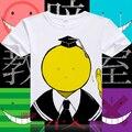 Assassination Classroom T-shirt New Anime Ansatsu Kyoushitsu Shiota Nagisa Cosplay T shirt Casual Men Women Tees Tops