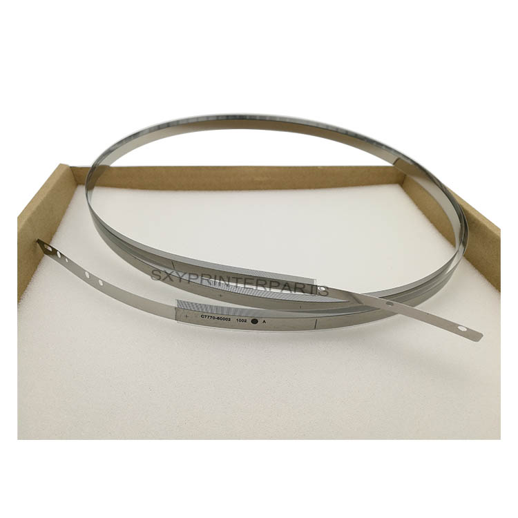 Free Shipping A0 42 Inch  2pcs EnCode Strip Original Quality With Metal  For HP DesignJet 500 800 Plotter Parts C7770-60013