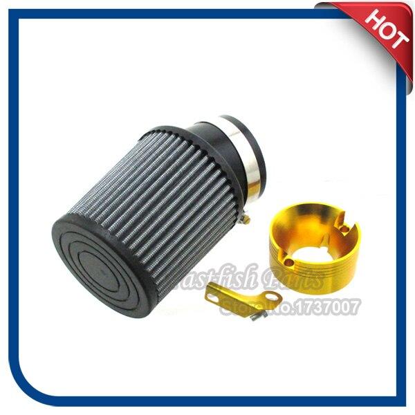 US $26 97 6% OFF Air Filter Adapter For Predator 301cc 420cc Honda GX340  GX390 Lawnmower Go Kart ATV on Aliexpress com   Alibaba Group