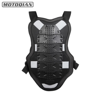 Motorcycle Vest Back Armor Back Support Moto Cross Motorbike Skiing Body Armour Protection Guard Men Protector Clothing
