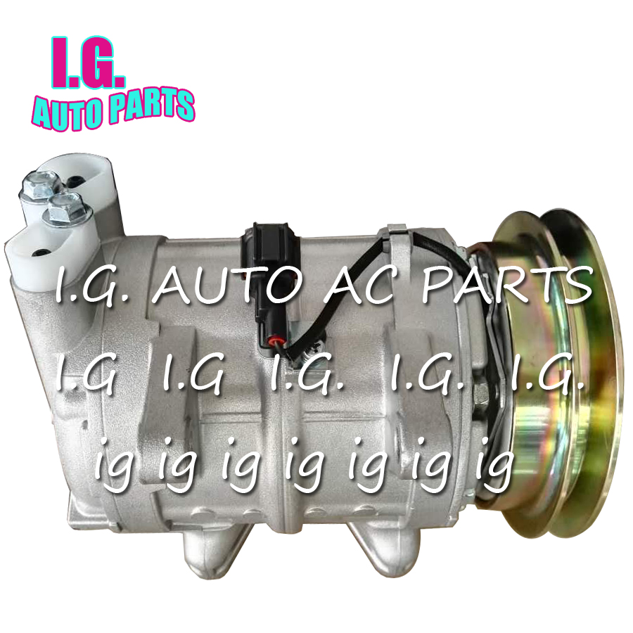 Good Car AC Compressor For Car Nissan Patrol GR Y61 2.8 1997-2005 2600-VB005 92600-VB005 92600-VB300 92600VB005 92600VB300 nissan patrol y61 с 1997 бензин пособие по ремонту и эксплуатации 5 94023 049 0