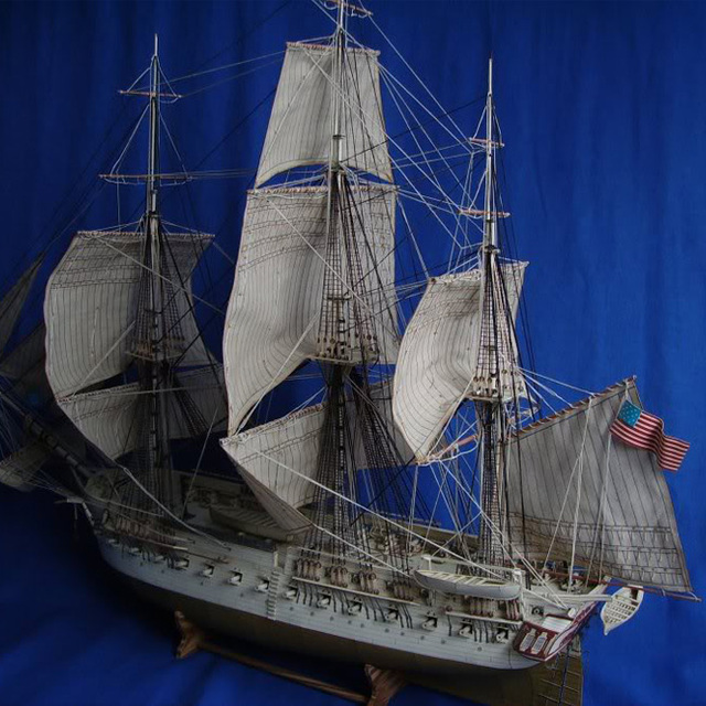 free shipment new 2015 a3 card paper models ship 1100