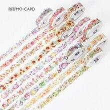 1.5cm Wide Around The Garland Decorative Washi Tape DIY Scrapbooking Masking Tape School Office Supply
