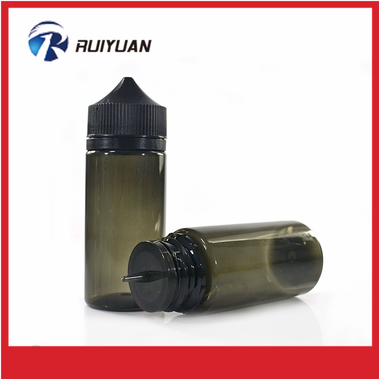 5*120ml Chubby Gorilla Bottle E Cigarette Liquid Pen Shape PET Unicorn Bottles 30ml 60ml 100ml 120ml With Tamper Caps For Eliqui минипечь gefest пгэ 120 пгэ 120