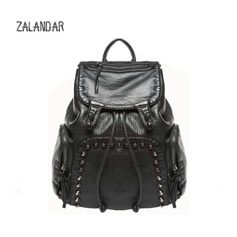 ФОТО ZALANDAR backpack 2016 famous brand school bags for teenagers travel canvas laptop backpack travel mochila printing backpack