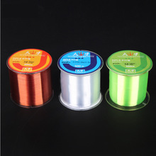 500M High Strength Rope Standards Lines Monofilament Nylon Braided 1-8 Fishing Line Wear Resistance Fly Fishing Accessories