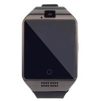 PINWEIบลูทูธสมาร์ทนาฬิกาQ18 P Assometerกีฬาต่อต้านหายไปกับหน้าจอสัมผัสกล้องบัตรTF SmartwatchสำหรับAndroid pk DZ09 A1