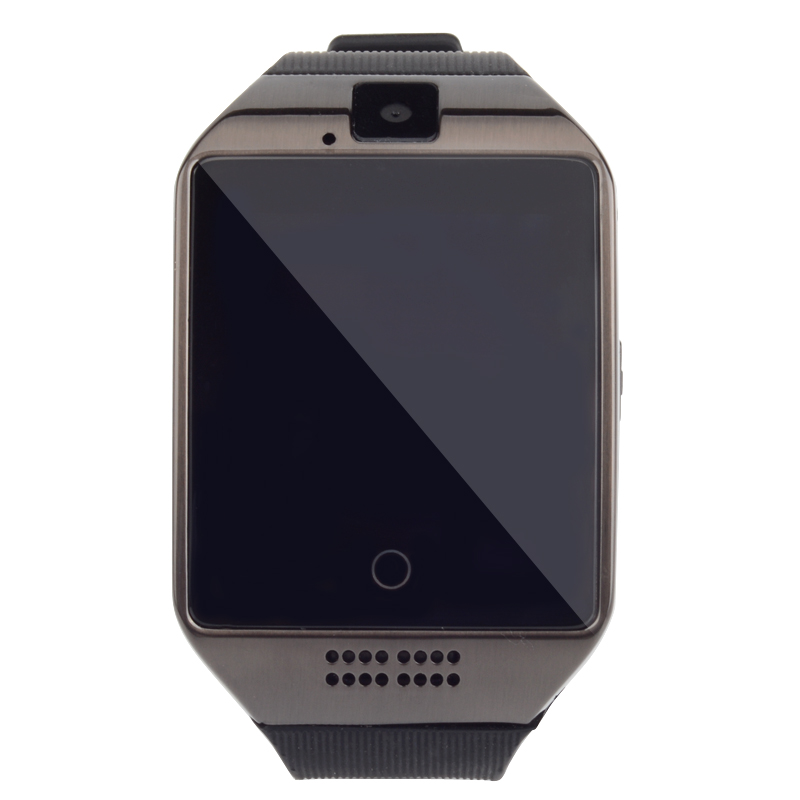 PINWEI Bluetooth Smart watch Q18 Passometer Sport Anti-lost with Touch Screen Camera TF Card Smartwatch for Android pk DZ09 A1