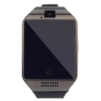 PINWEI Bluetooth Smart Watch Q18 Passometer Sport Anti Lost With Touch Screen Camera TF Card Smartwatch