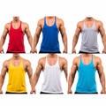 Hot Fitness Chaleco Stringer Culturismo Undershirt Tank top Men