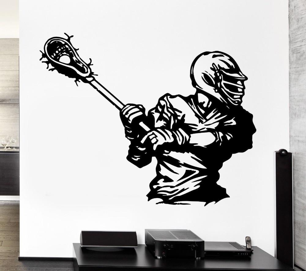 Lacrosse Wall Stickers Reviews - Online Shopping Lacrosse ...