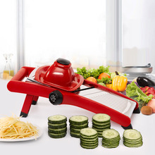 Kitchen Accessories Vegetable Cutter Chopper Mutfak Aksesuarlari Multi-Function Fruit Slicer Cocina Accesorio Shredded Gadgets цена