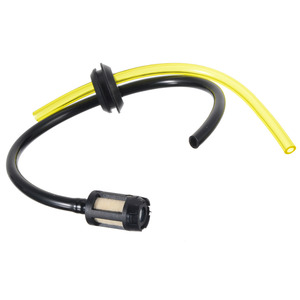 Image 5 - Replacement Strimmer Trimmer Brush Cutter Mower Replacement Fuel Hose Pipe with Tank Filter Spare Engine Garden Tools