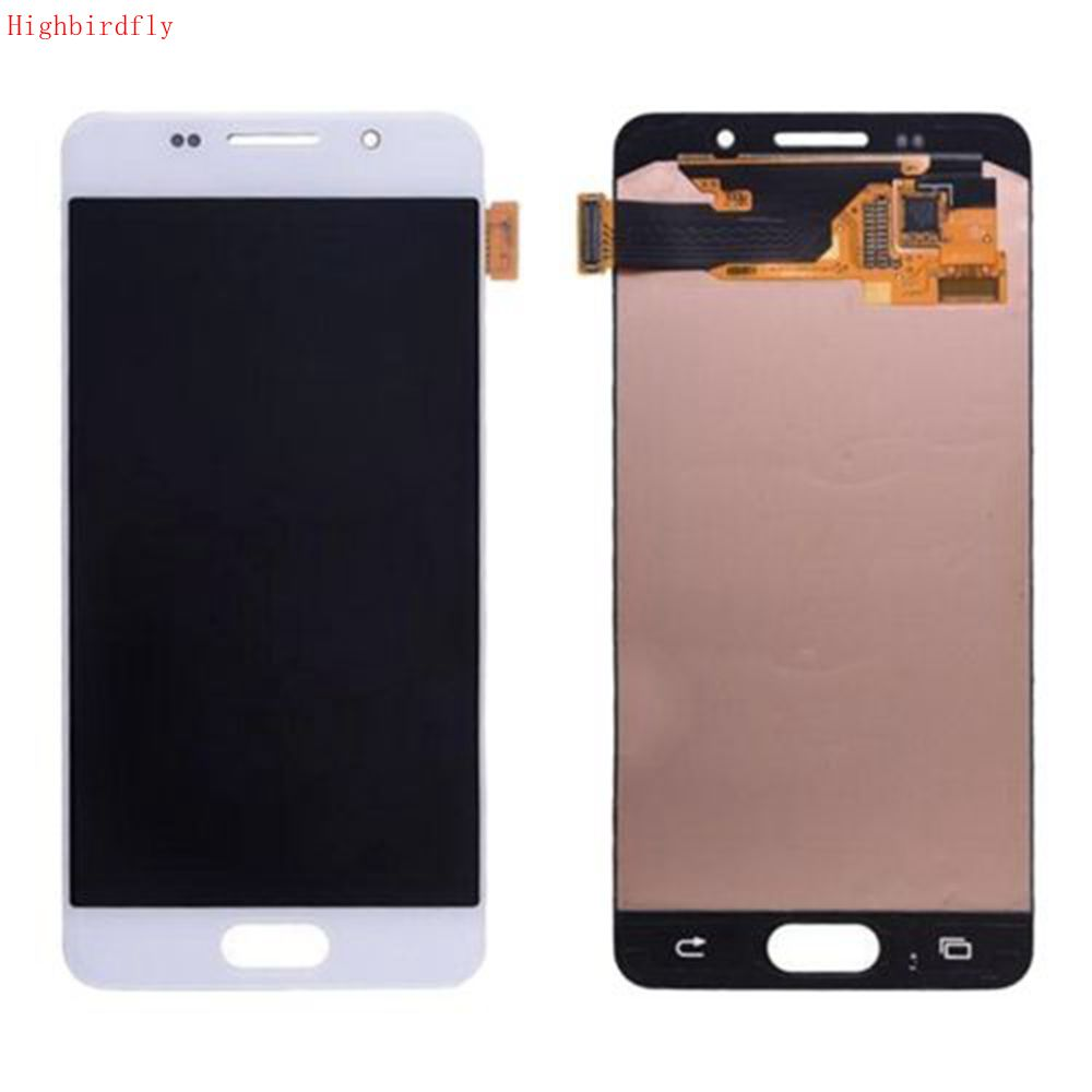 <font><b>Amoled</b></font> For Samsung galaxy A3 2016 A310 <font><b>A310F</b></font> A310M A310Y Lcd Screen <font><b>Display</b></font>+Touch Glass DIgitizer Assembly Repair <font><b>Amoled</b></font> image