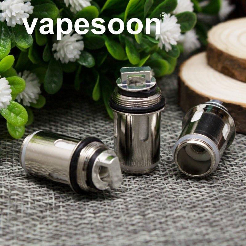 20 個オリジナル VapeSoon 交換コイル VVape ペン 22 タンク 0.3ohm ニッケルクロム材料コイルヘッド  グループ上の 家電製品 からの 電子タバコ アトマイザーコア の中 1