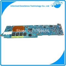 UX21E for Asus laptop motherboard mainboard I3 CPU free shipping