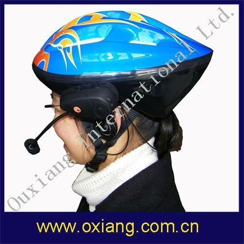 Free Shipping Cost!HOT Sale+Wholesale, MP3 & GPS,500m,Bluetooth Helmet Headset,Motorcycle Intercom