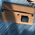 5 V 5 W Cargador Solar Plegable Paquete Para todos los Teléfonos Mono Panel Solar Cargador de 170*100*12mm