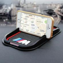Phone holder Cars Super Sticky Pad Anti-slip Mat for Car Phone GPS For BMW M M3 E30 E34 F10 F15 F30 X1 X3 X5 X6 E36 E39 E46 E60