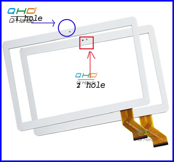 New replacement Capacitive touch screen touch panel digitizer sensor For 10.1'' inch Tablet YLD-CEGA442-FPC-AO Free Shipping free shipping 7inch touch for tablet capacitive touch screen panel digitizer fpc fc70s786 02 fpc fc70s786 00