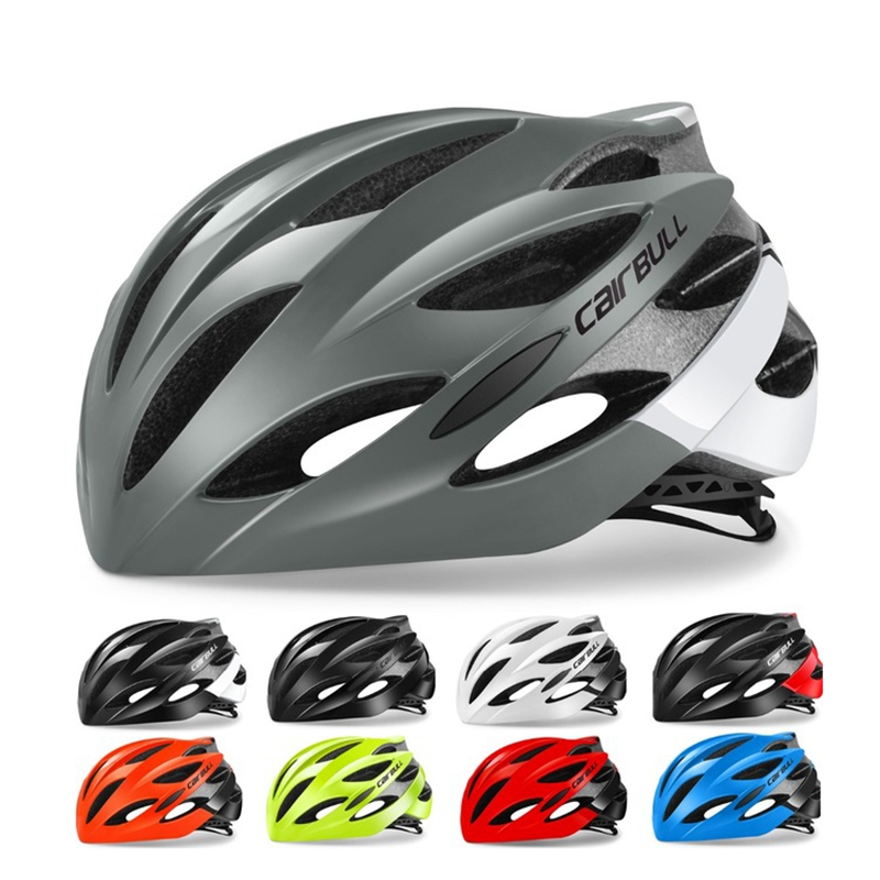 Ultralight Bicycle Helmet Integrally-molded Cycling Helmet DH Mountain Road Bikes Helmet Capacete Casco Ciclismo 54-62CM