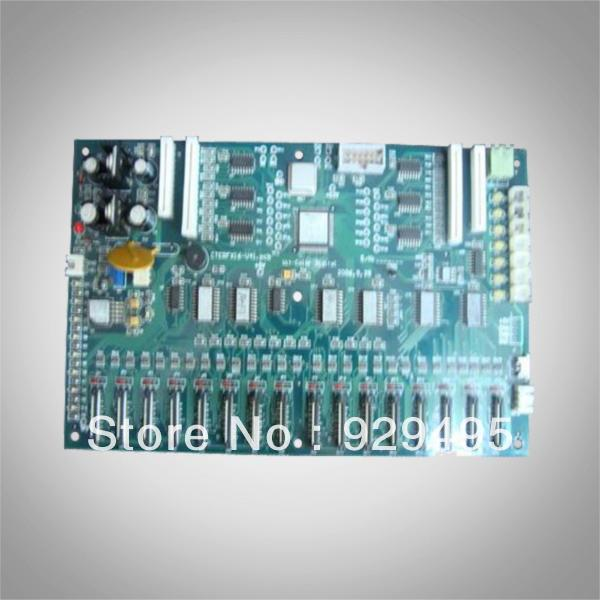 WIT-COLOR 720T Carriage Control Board