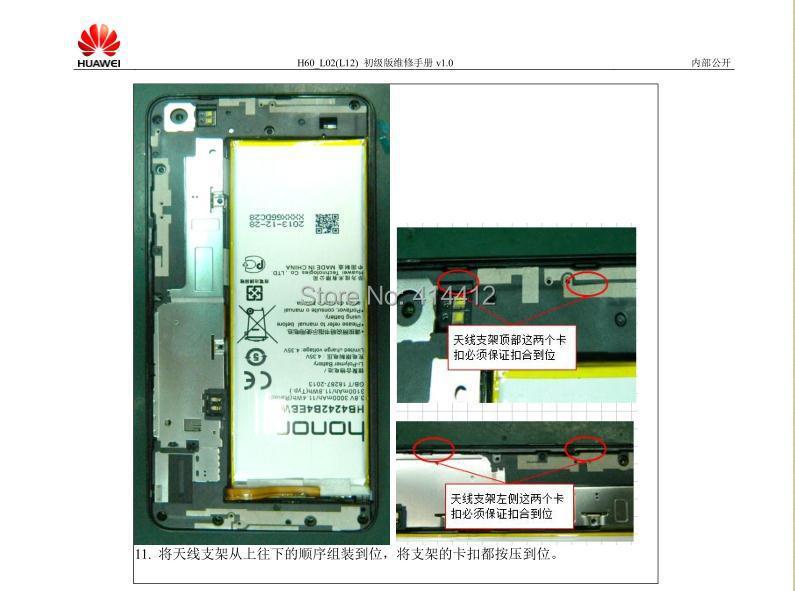HUAWEI Honor 6 plus phone repair schematic and PCB diagram