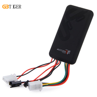 GT06 Car GPS Tracker SMS GSM GPRS Vehicle Tracking Device Monitor Locator Car Tracker For 12V