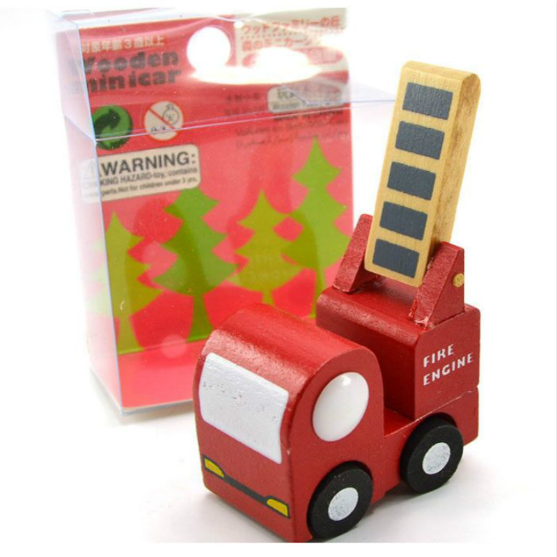 Free transport,New Arrival Youngsters Schooling Picket Toys Mini Vehicles Wooden Automotive 12pcs/lot picket automotive, mini automotive mannequin HT155