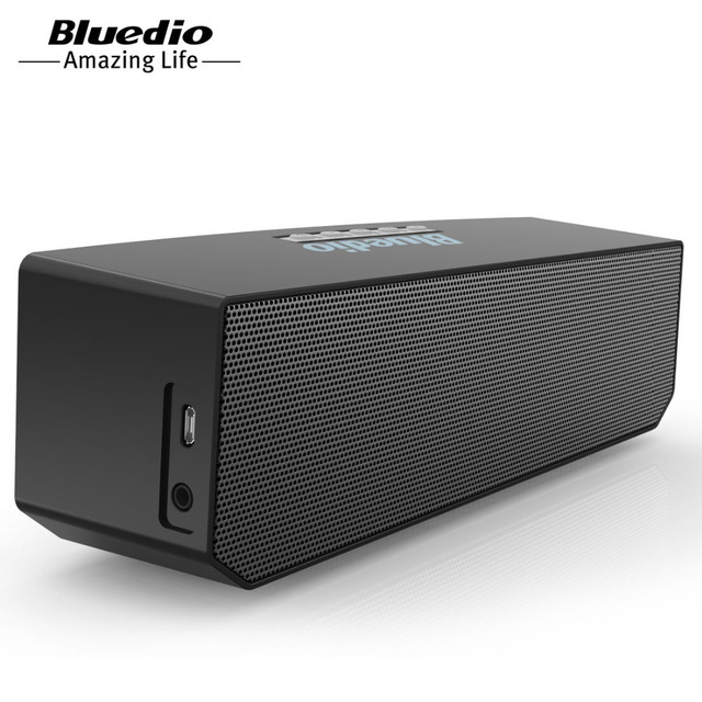 Bluedio BS-5 Mini Bluetooth speaker Portable Wireless speaker Sound System 3D stereo Music surround for phones Portable Speakers
