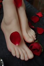 New beauty roman girls clone feet foot fetish foot model fetish toys tanning skin sculpture free