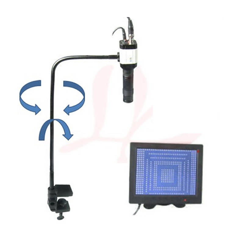 LY Cobra CCD camera, supervising System With 8'' TFT Monitor for BGA observing cobra ru 775ct