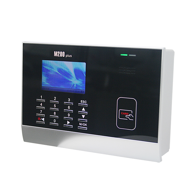 High Quality 125K RFID Card attendance machine Punch Card Time Attendance With TCP/IP комнатный термометр душистые травы 12 20см уп 1 12 72шт