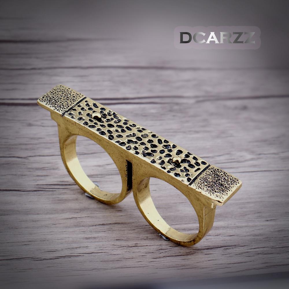 Doctor Strange Sling Ring Men Women Double Fingers Power Ring the Gate of  Time and e6f1d6eccf2c