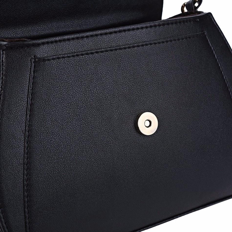 dm prime fênix detalhes da costura da bolsa de couro
