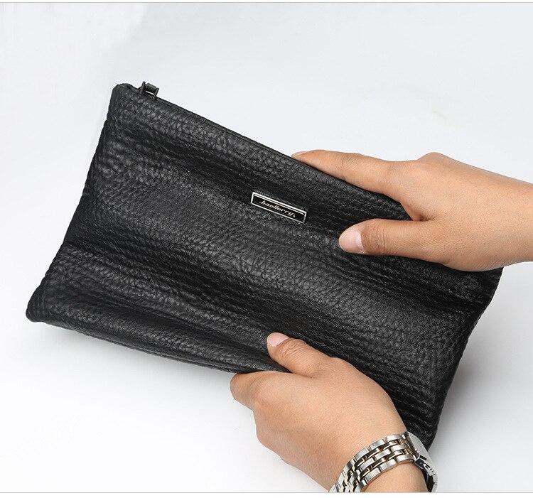 Ladies Italian Laser Cut Leather Clutch Bag Tassel Evening Bag Handbag MLE-1004