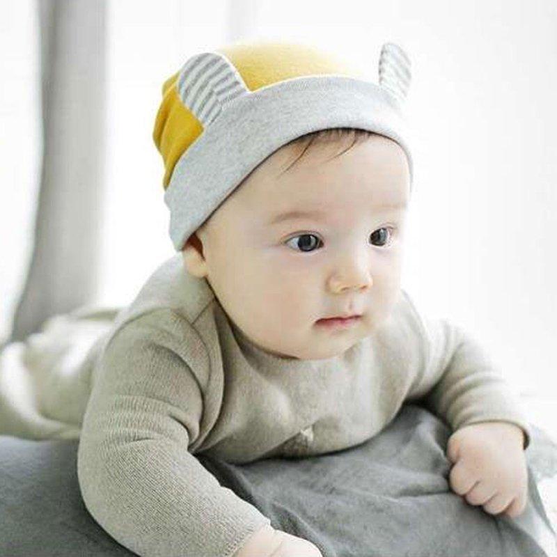3-12 м для новорожденных дети мультфильм мягкая теплая шапка Обувь для мальчиков Обувь для девочек осень-зима хлопок Кепки