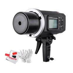 Godox AD600B TTL GN87 HSS 1/8000s z akumulatorem 8700mAh 2.4G bezprzewodowy System X światło stroboskopowe wsparcie dla systemu Canon Nikon Sony
