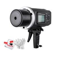 Godox ad600b TTL gn87 HSS 1/8000 s с 8700 мАч Батарея 2.4 г Беспроводной x Системы строб вспышки свет Поддержка Canon Nikon Sony Системы