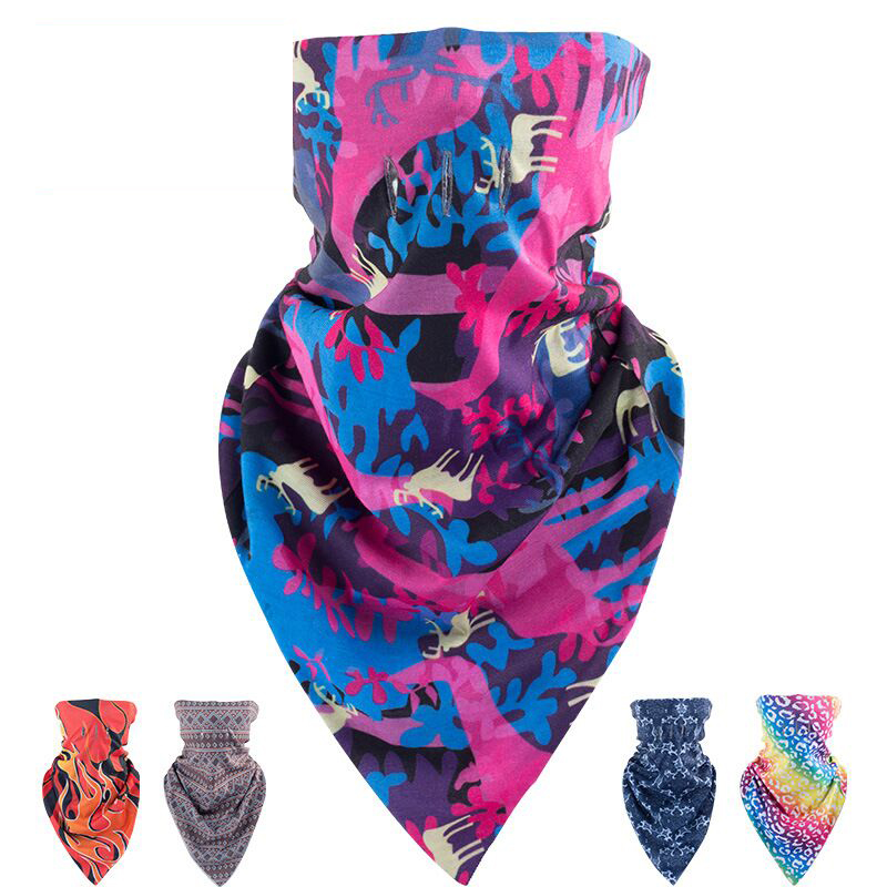 Winter Warmer Fleece Face Mask Ski Snowboard Hood Wind Cap Motorcycle Bicyle Ski Balaclavas Masks Scarf Outdoor Snowboard Hap